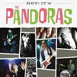 Pandoras, The - Hey! It's The Pandoras, Music Cassette Tape, EP