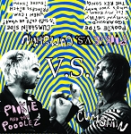 Pookie And The Poodlez V.S. Cumstain, Pookie V.S. Cumstain, Split Music Cassette Tape, Album