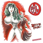 Public Image Ltd, Bettie Page, 7